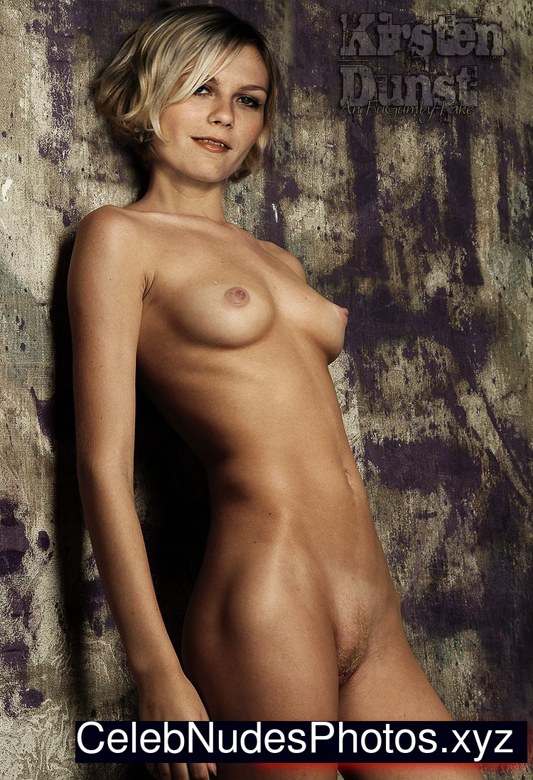 Kirsten Dunst Nude Celebrity Picture sexy 17