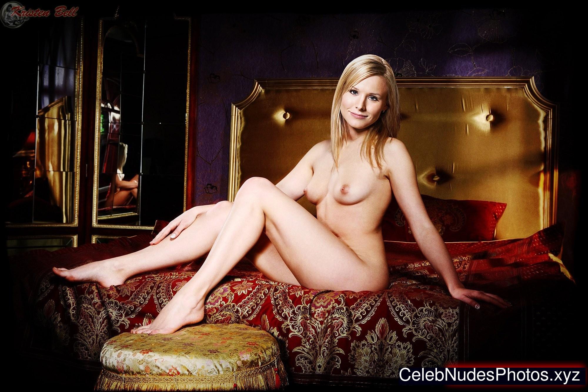 Kristen Bell Naked Celebrity sexy 1