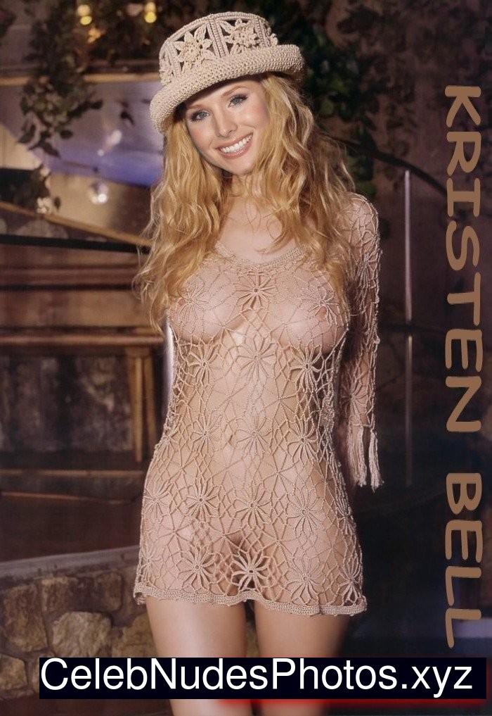 Kristen Bell Naked Celebrity sexy 23