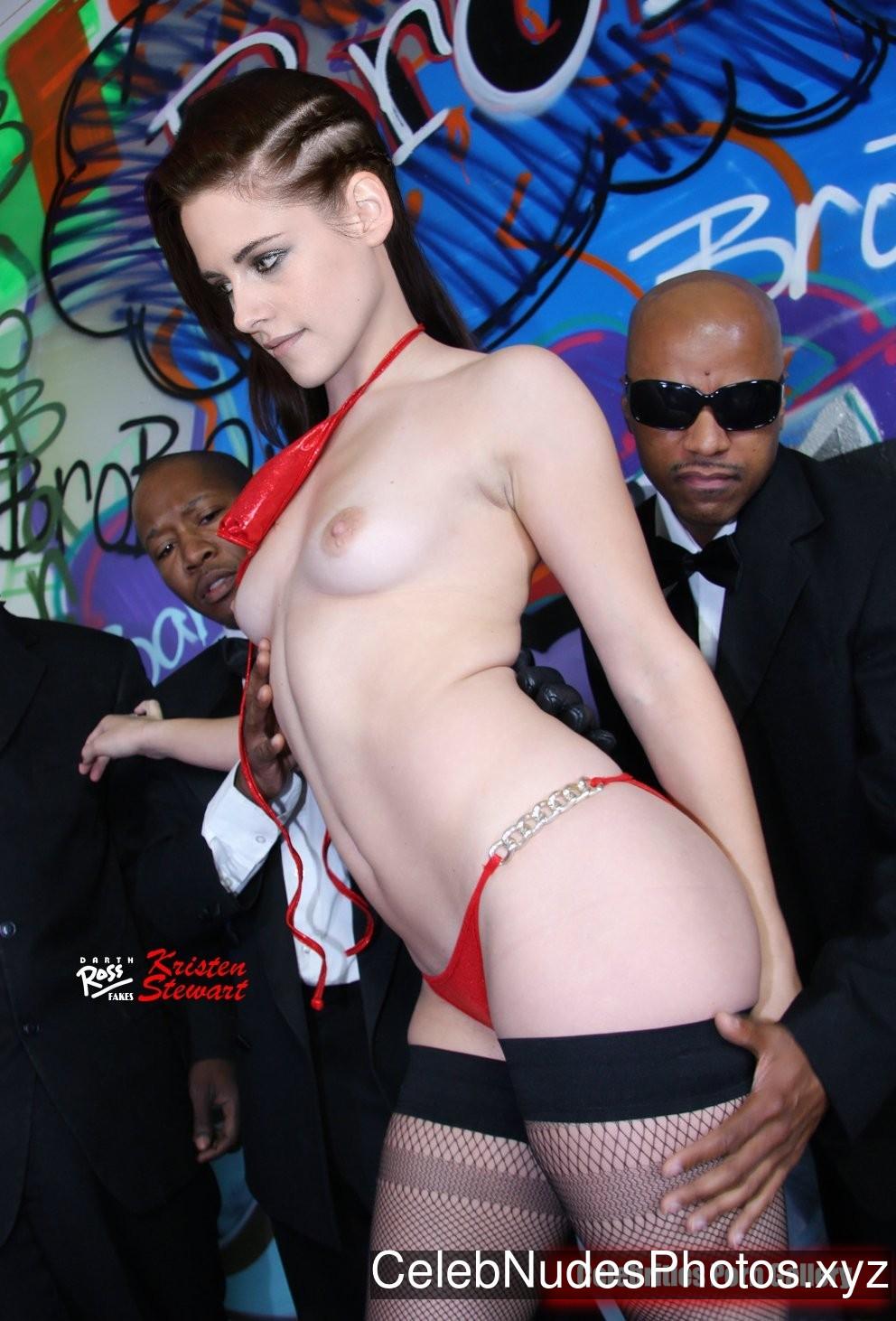 Kristen Stewart Real Celebrity Nude sexy 2
