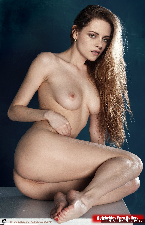 Kristen Stewart Real Celebrity Nude sexy 24
