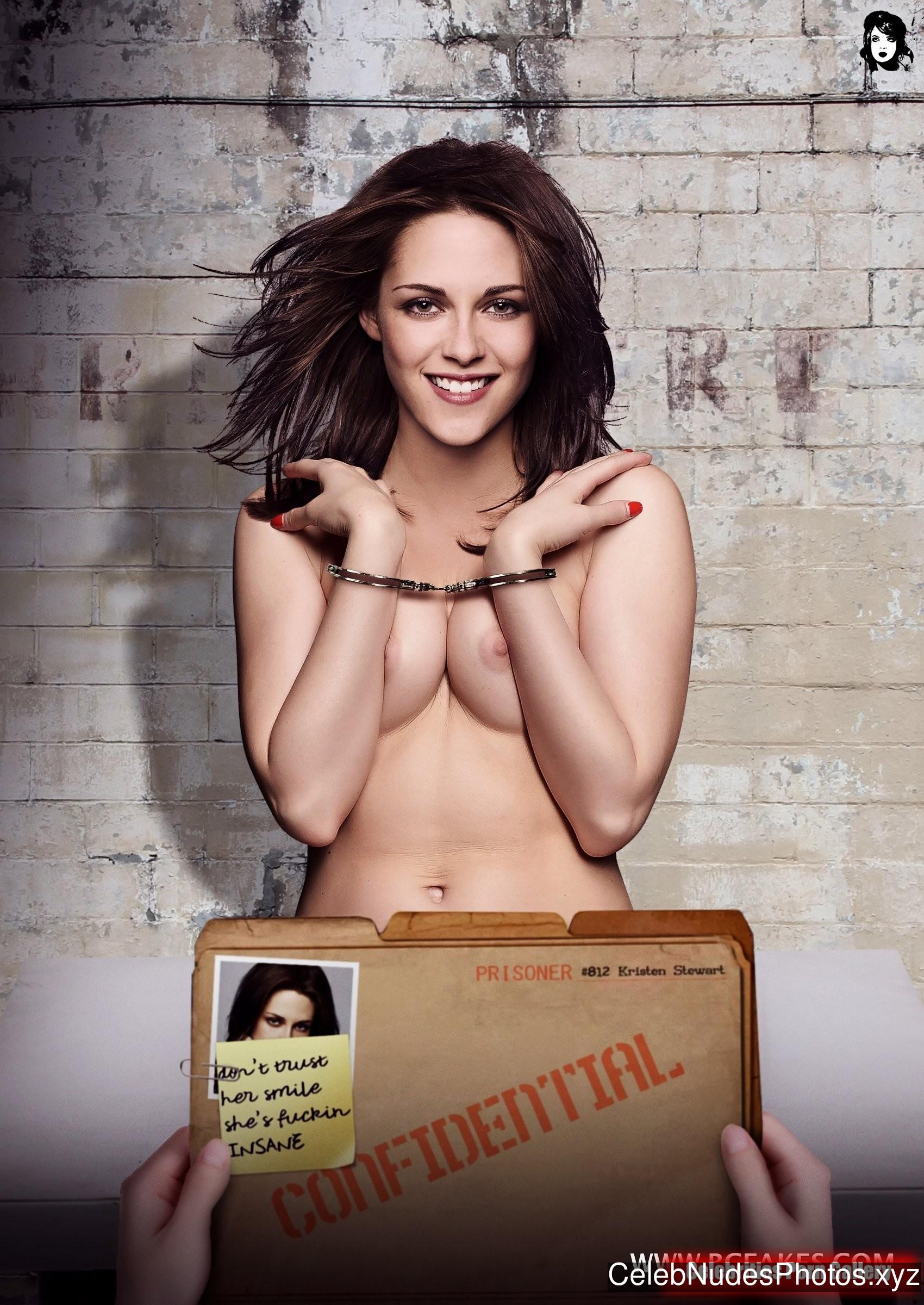 Kristen Stewart Newest Celebrity Nude sexy 27