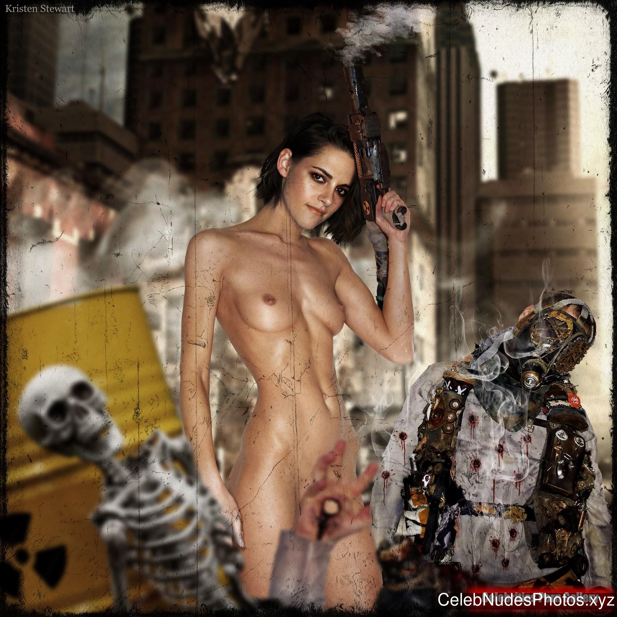 Kristen Stewart Celebrity Nude Pic sexy 31