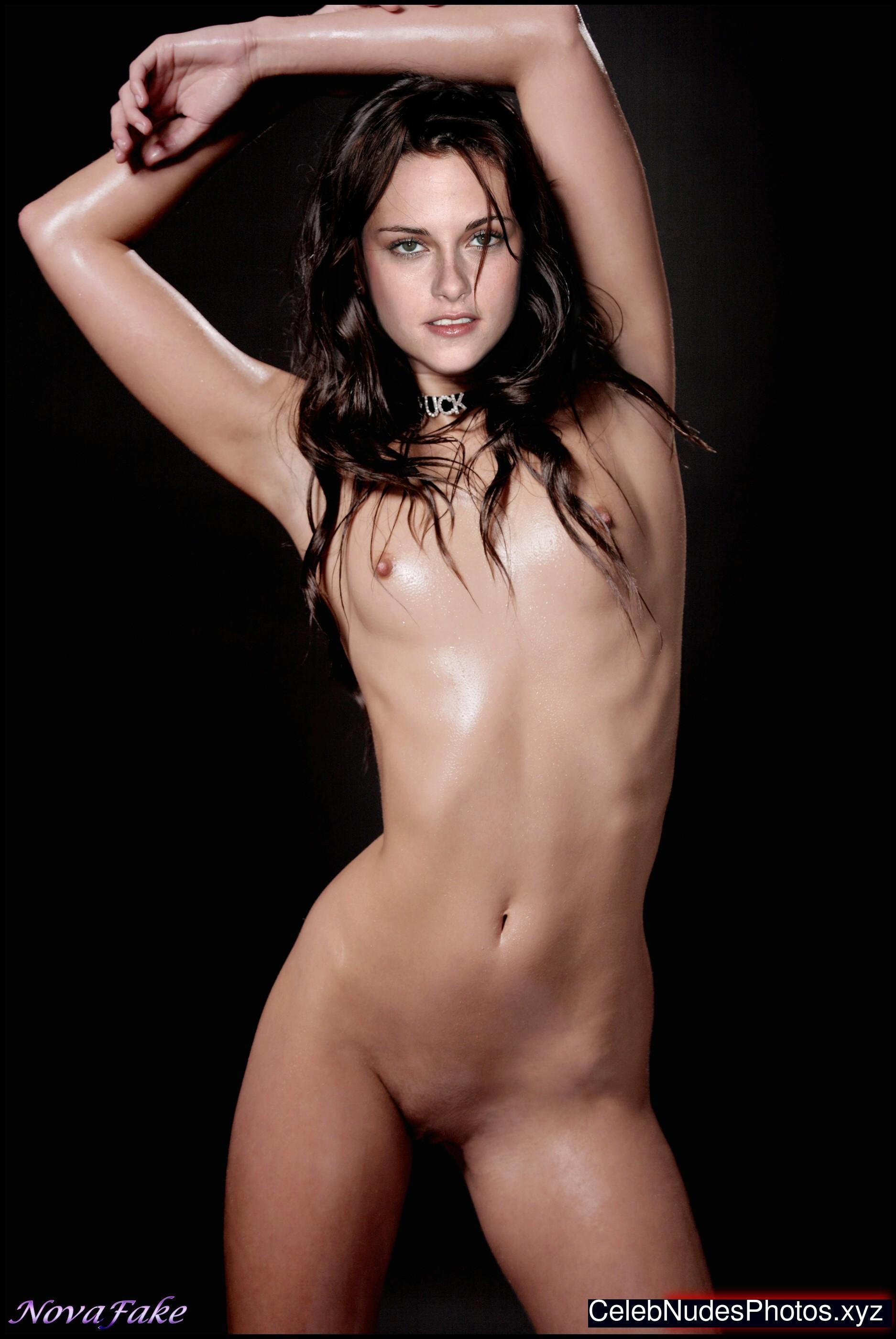 Kristen Stewart Real Celebrity Nude sexy 4