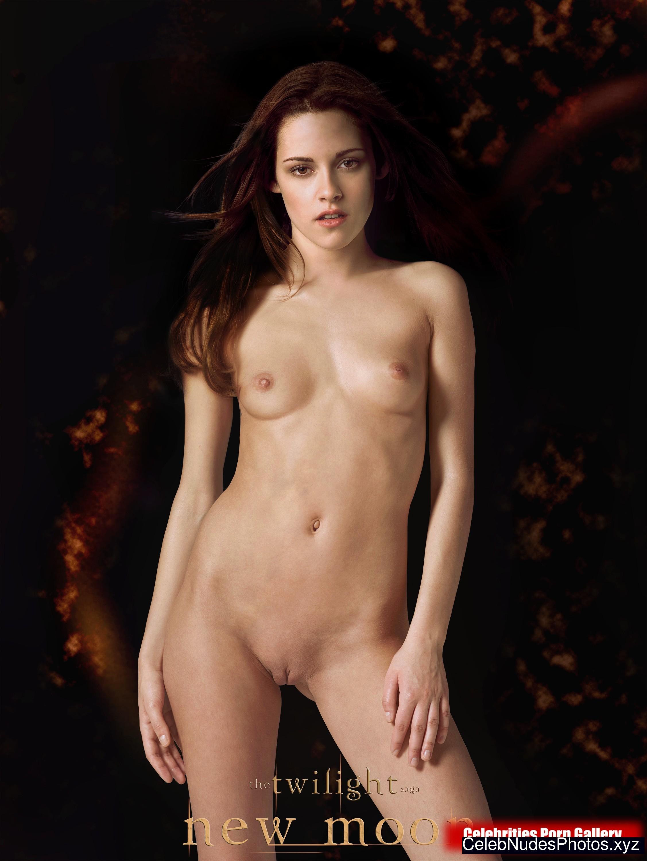 Kristen Stewart Naked Celebrity Pic sexy 12