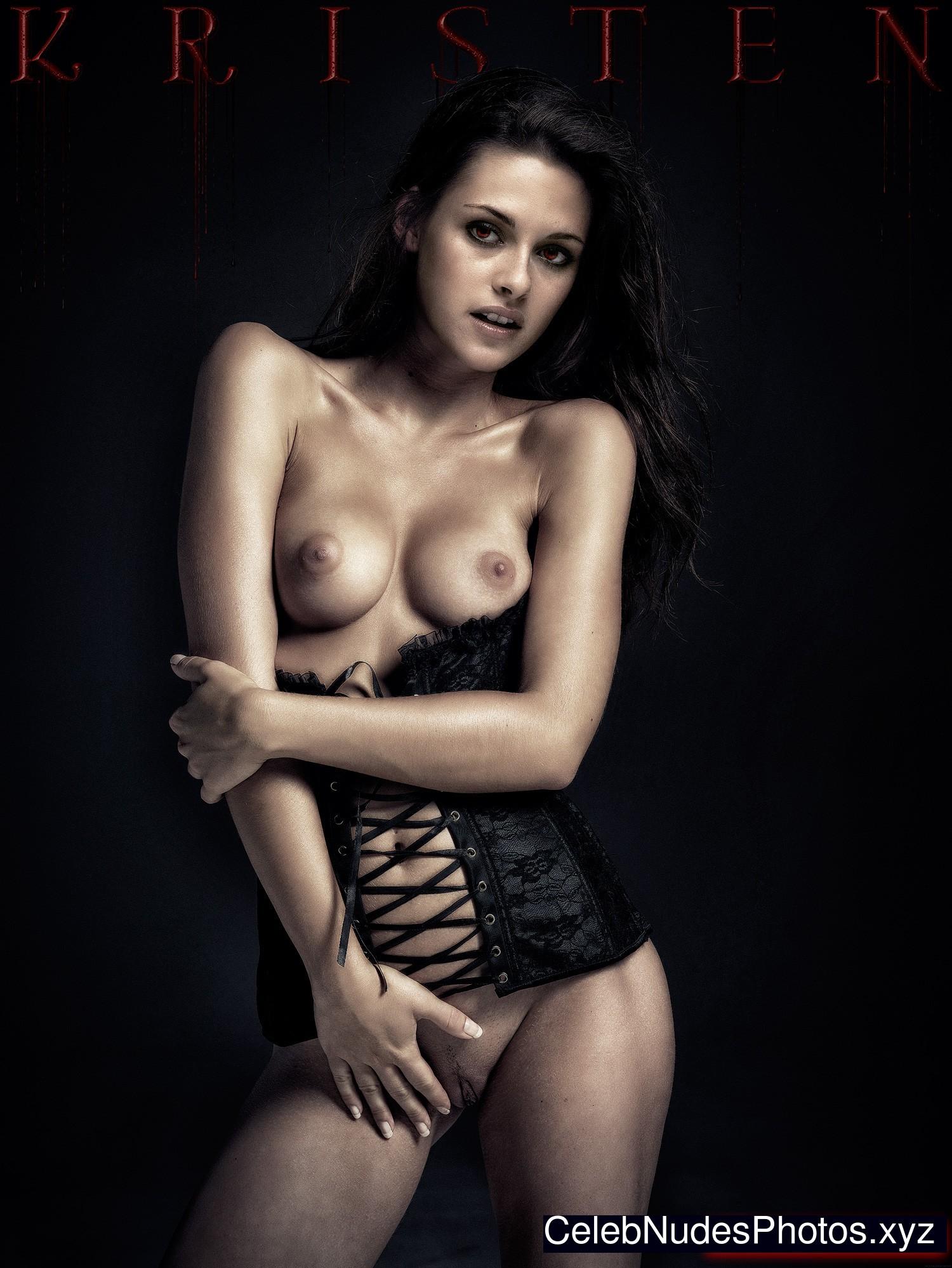 Kristen Stewart Celebrities Naked sexy 7