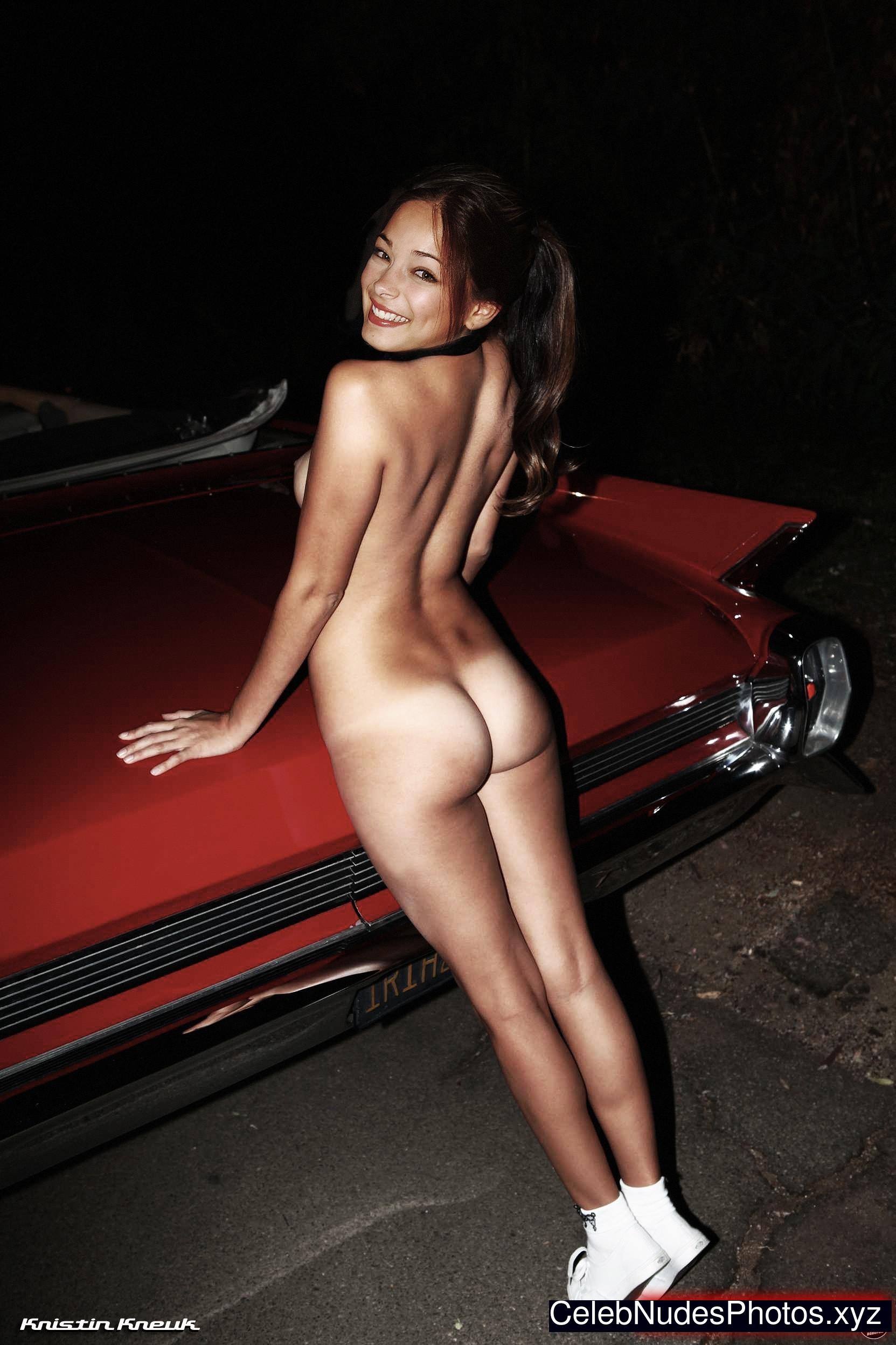 Kristin Kreuk Hot Naked Celeb sexy 6