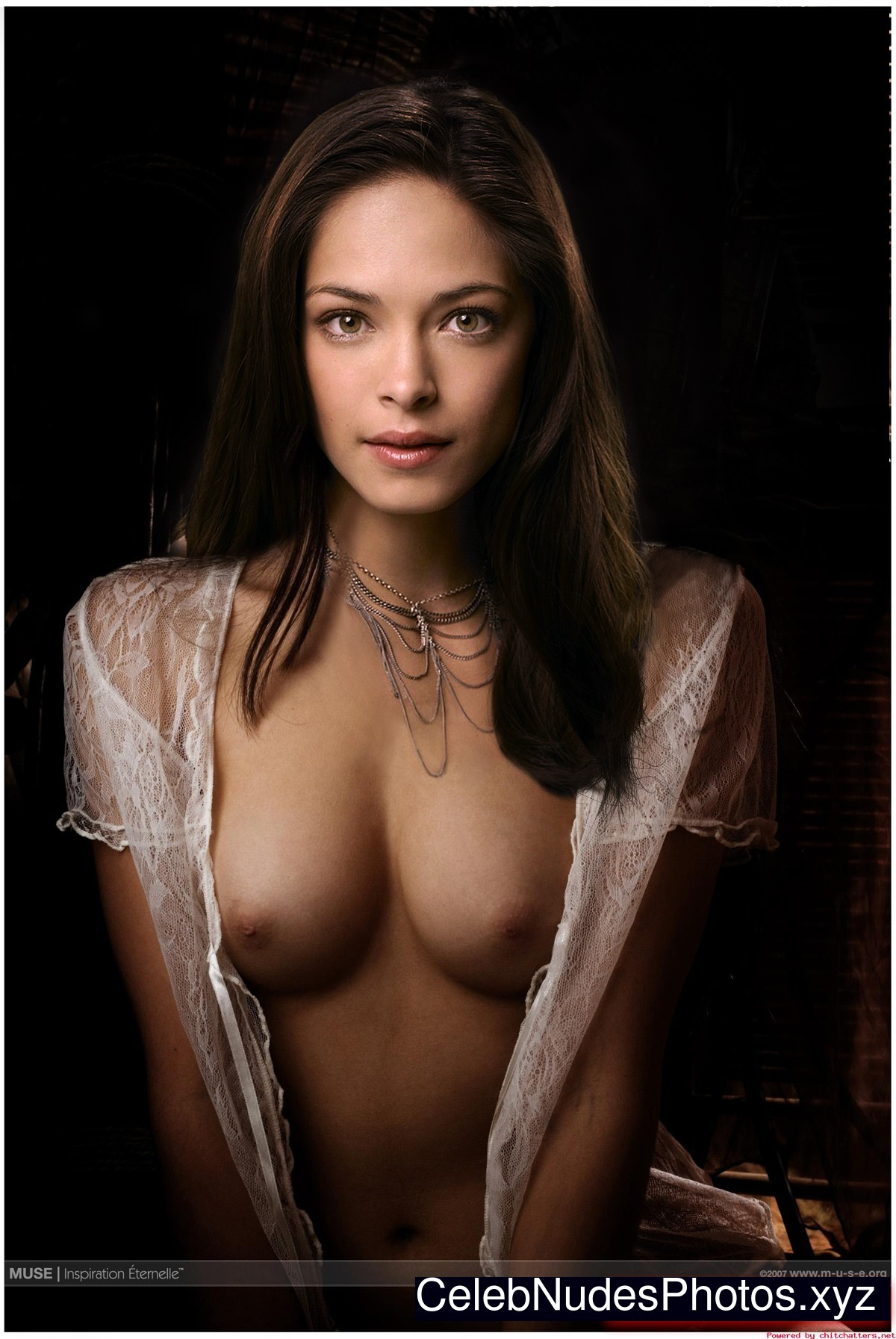 sexy kristin kreuk nude