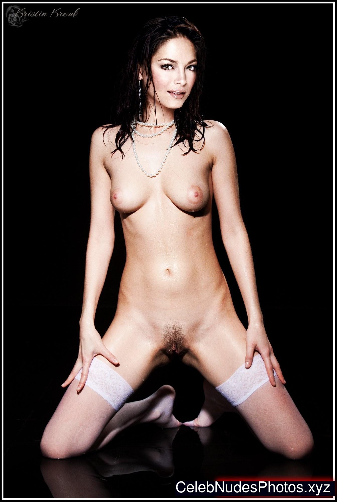 nude naked kristin kreuk