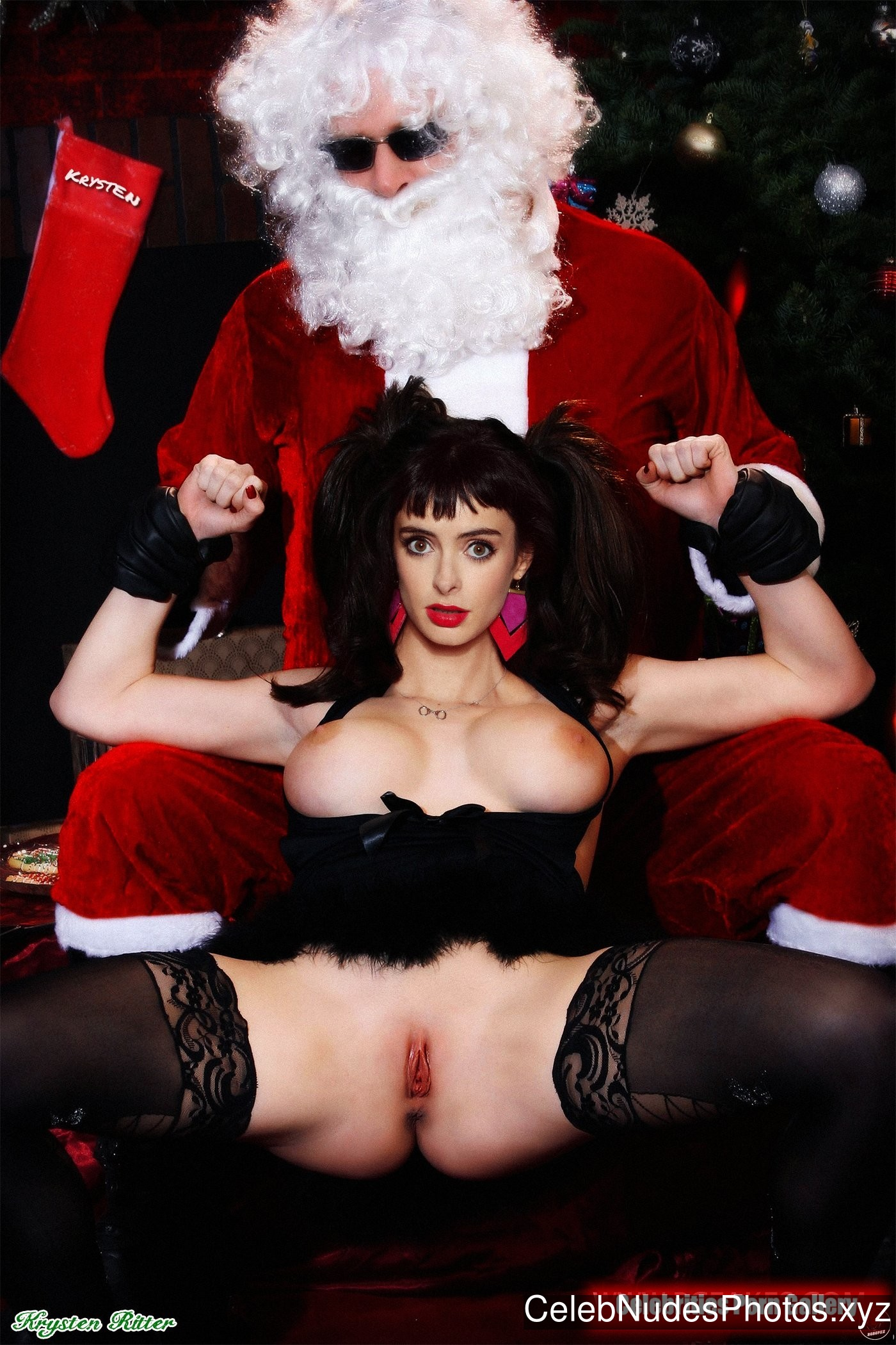 Krysten Ritter Celebs Naked sexy 5