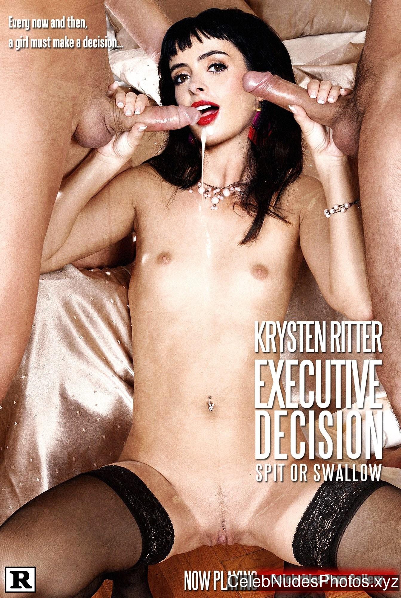 Krysten Ritter Hot Naked Celeb sexy 9