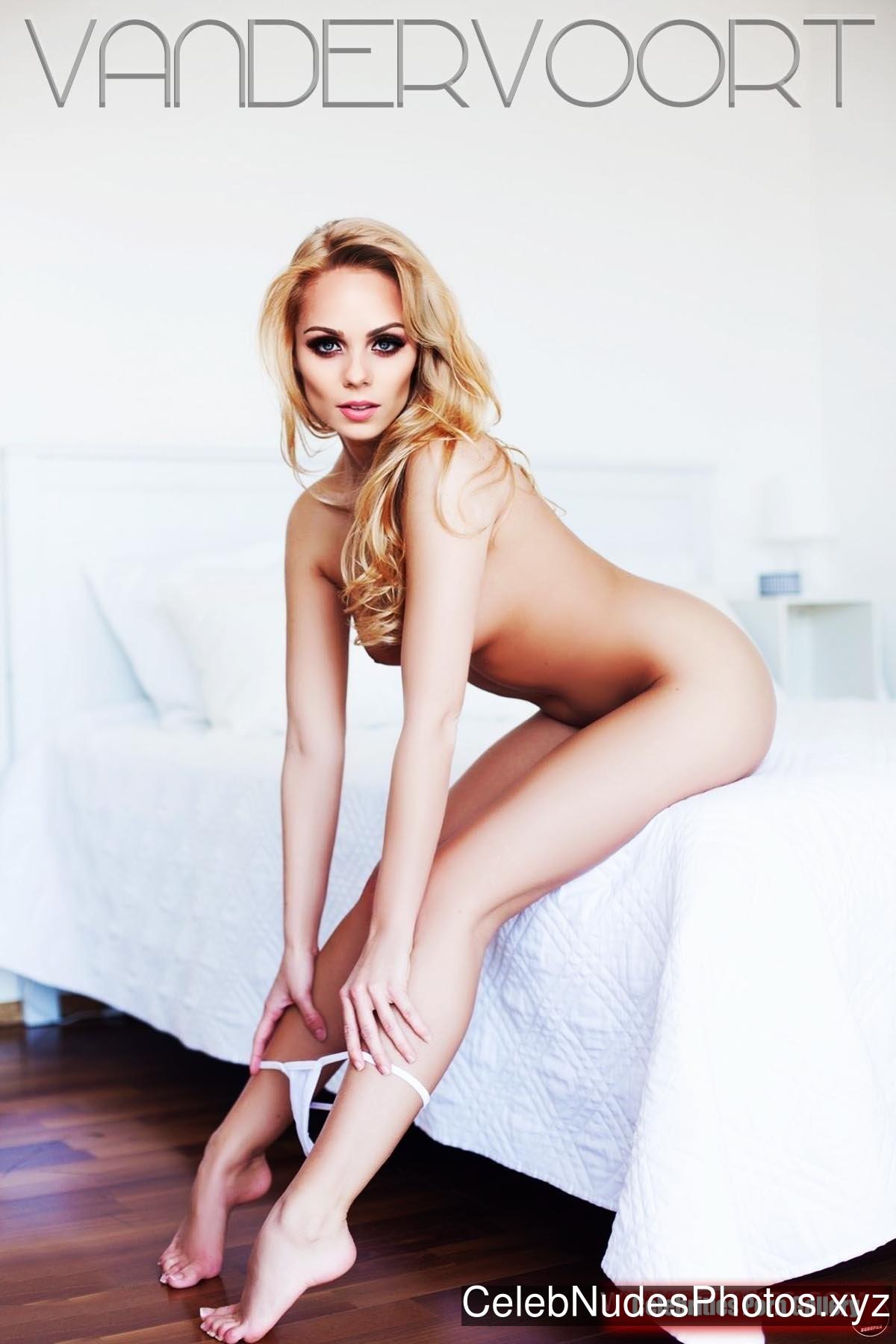 Laura Vandervoort Naked Celebrity sexy 21