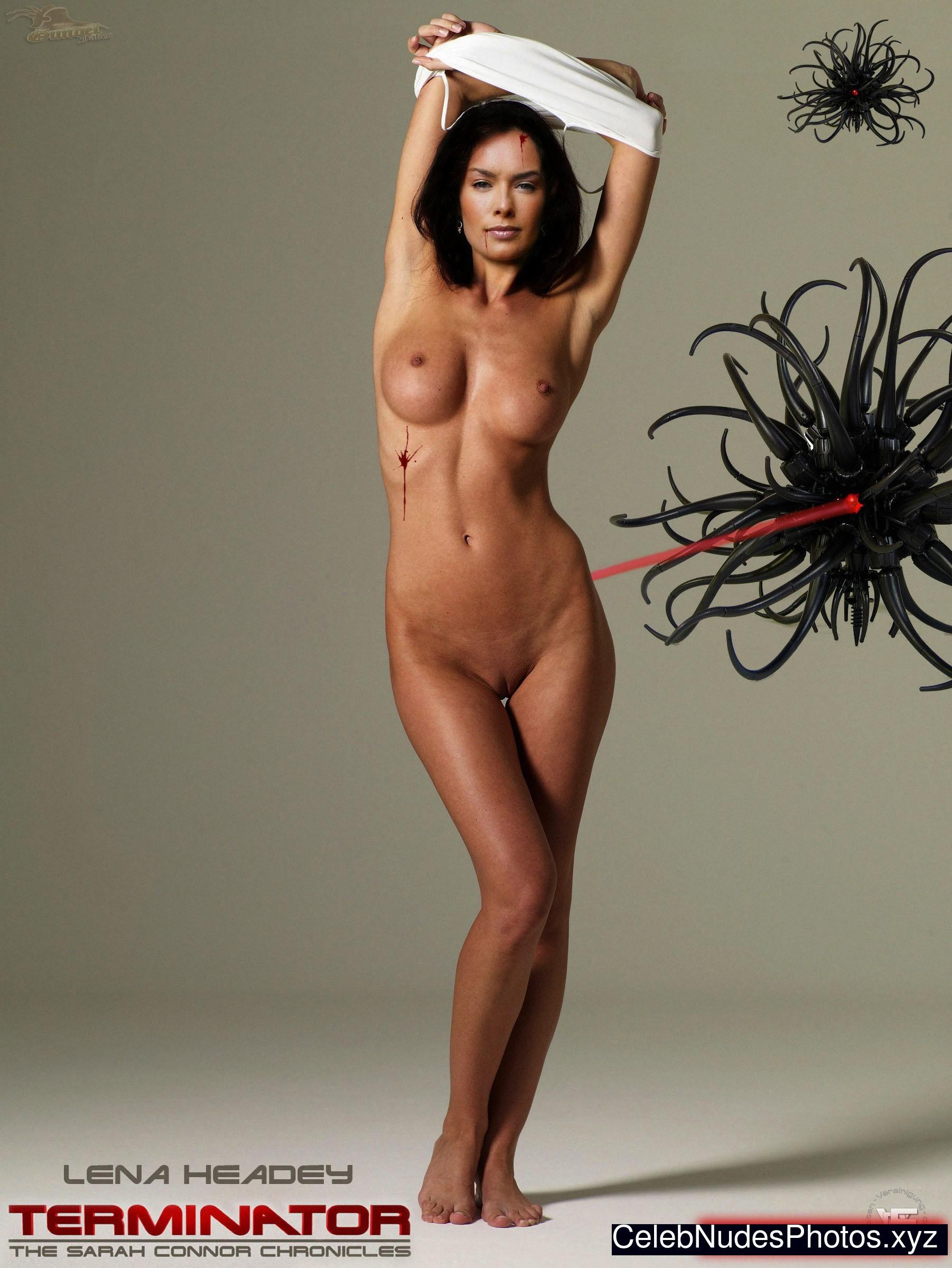naked girl touching herself