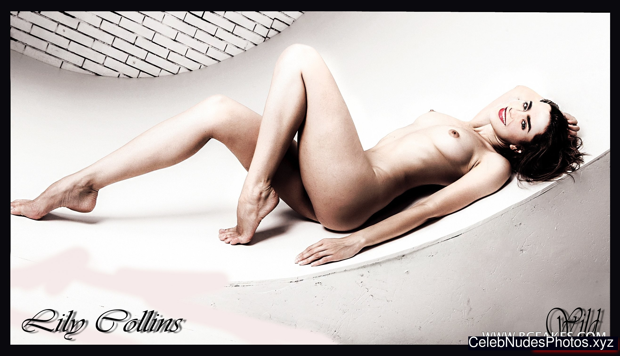 from Julien photo de lily collins nue