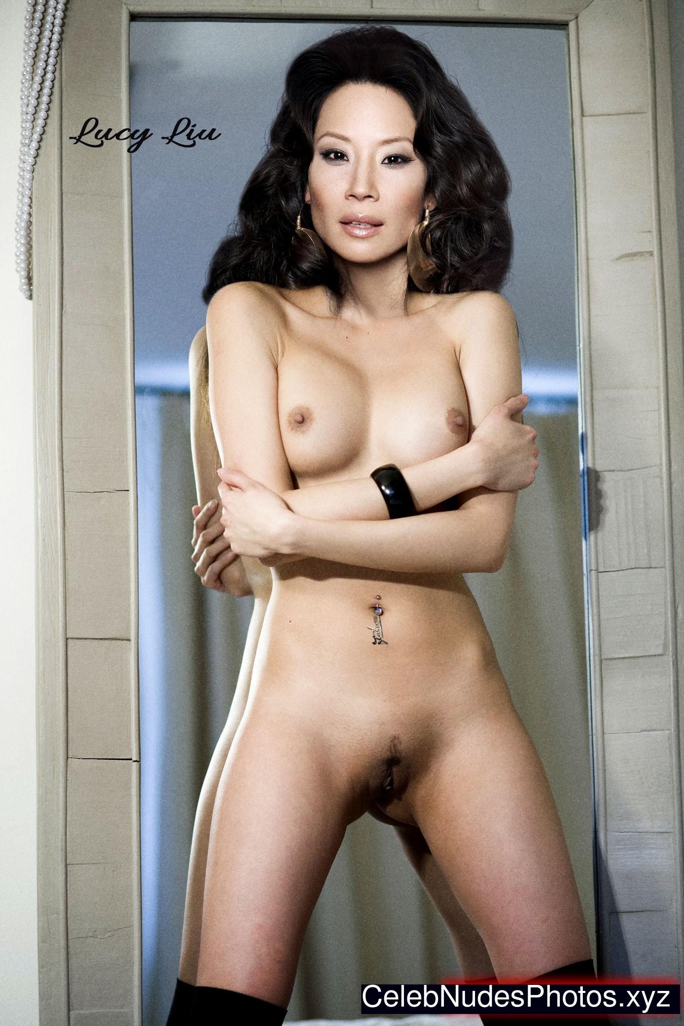 Lucy Liu Free nude Celebrity sexy 2