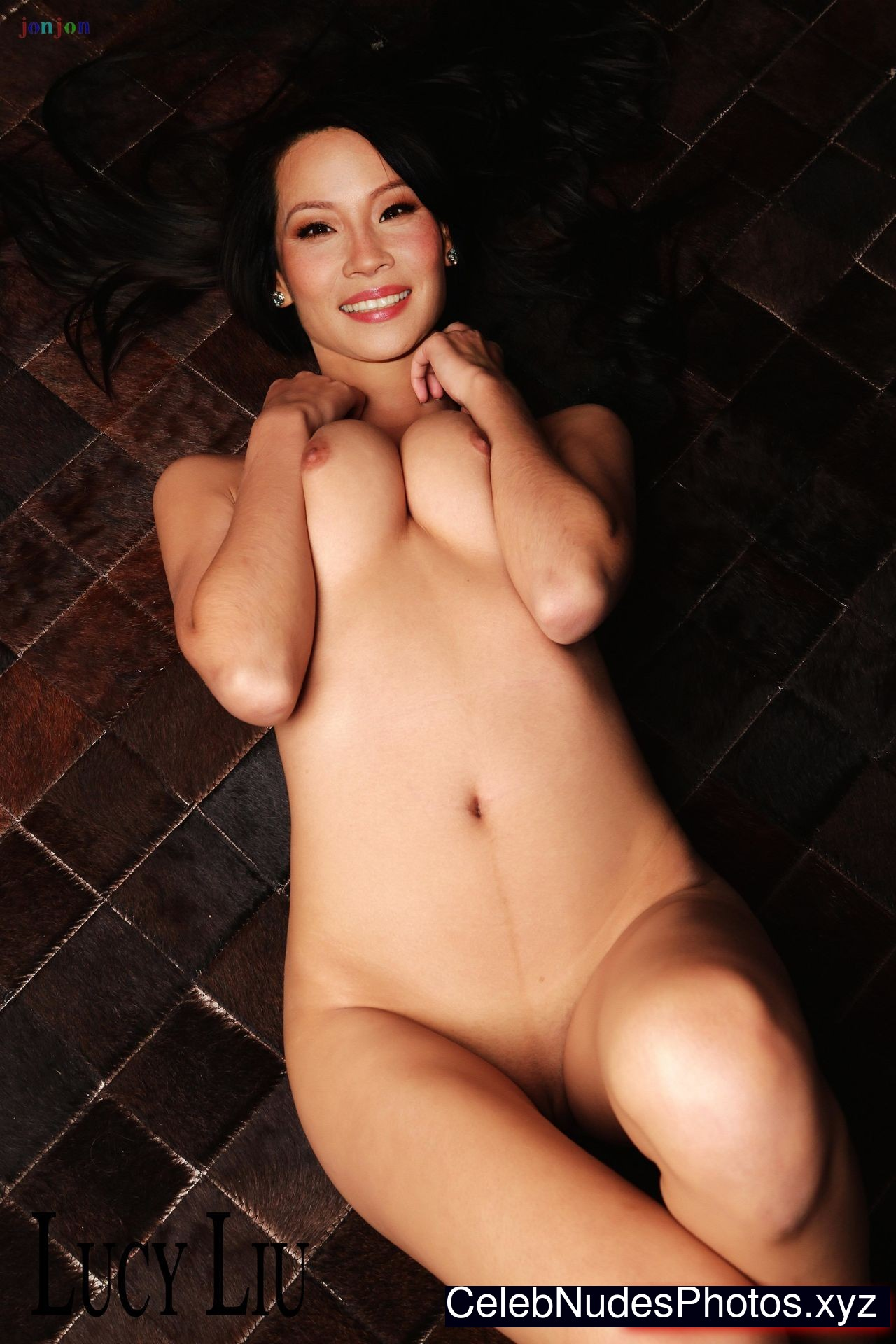 Lucy Liu Celeb Nude sexy 3