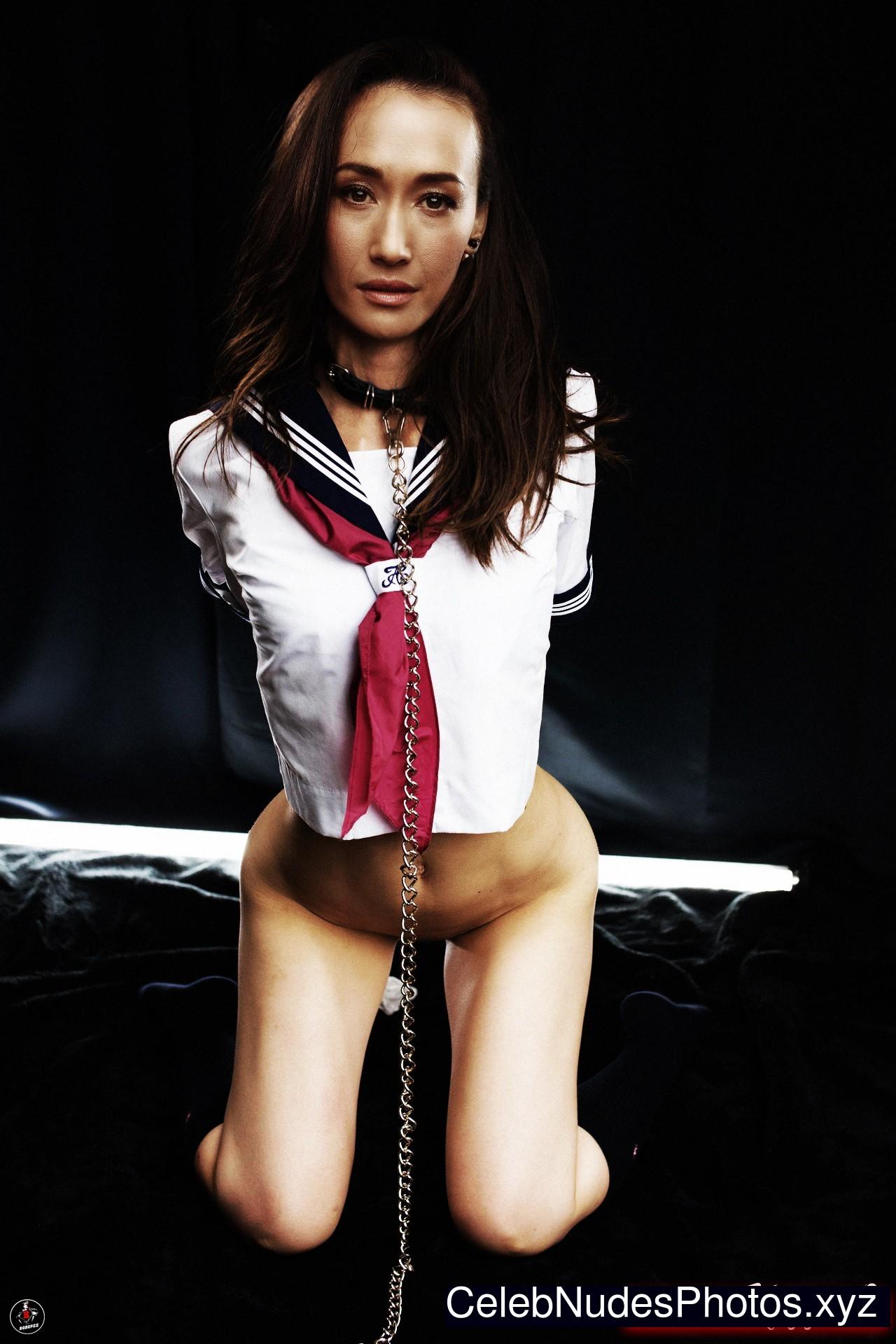 Maggie Q Fucks Timbaland Sextape