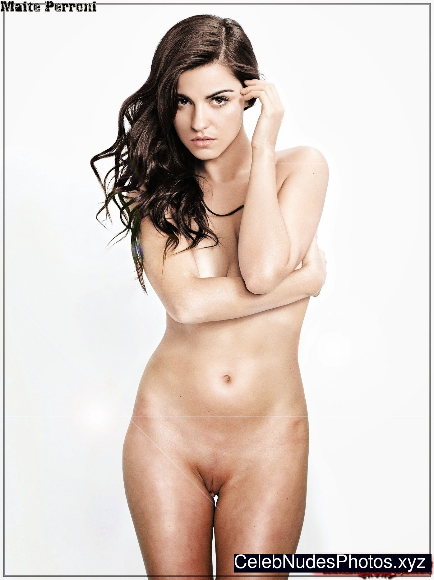 Maite Perroni Newest Celebrity Nude sexy 1