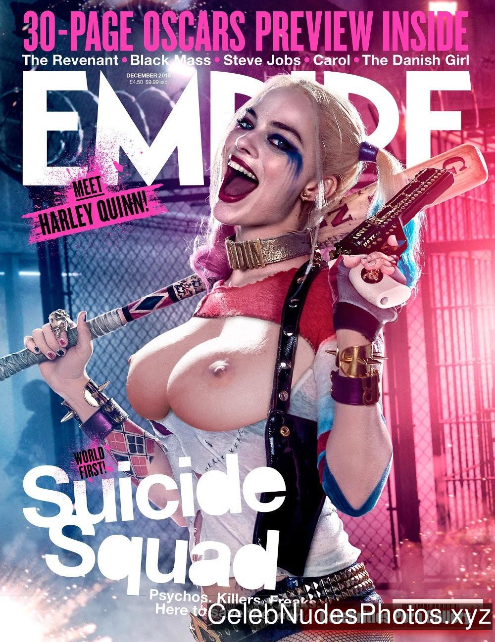 Margot Robbie Newest Celebrity Nude sexy 4