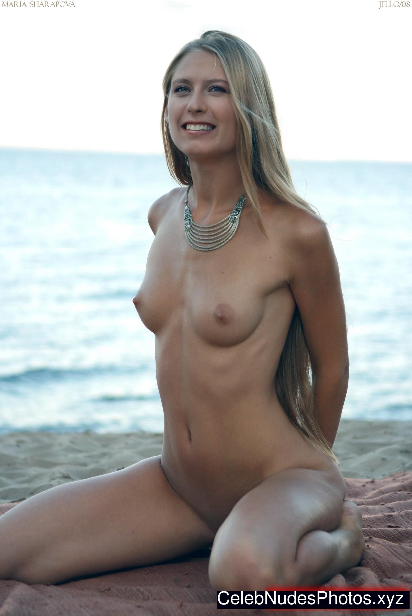 Something Maria sharapova nude free something is
