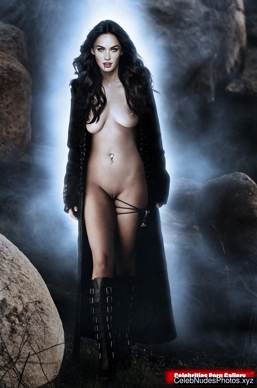 Megan fox celeb nudes are