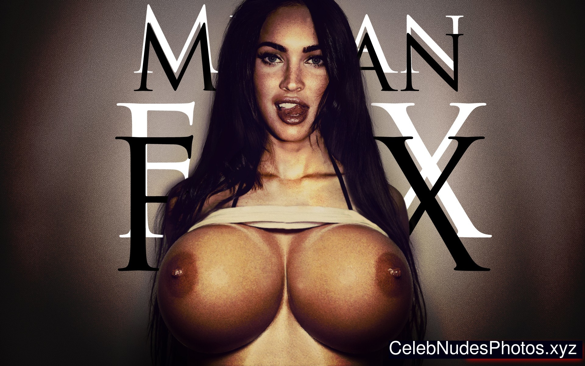Megan Fox Newest Celebrity Nude sexy 2