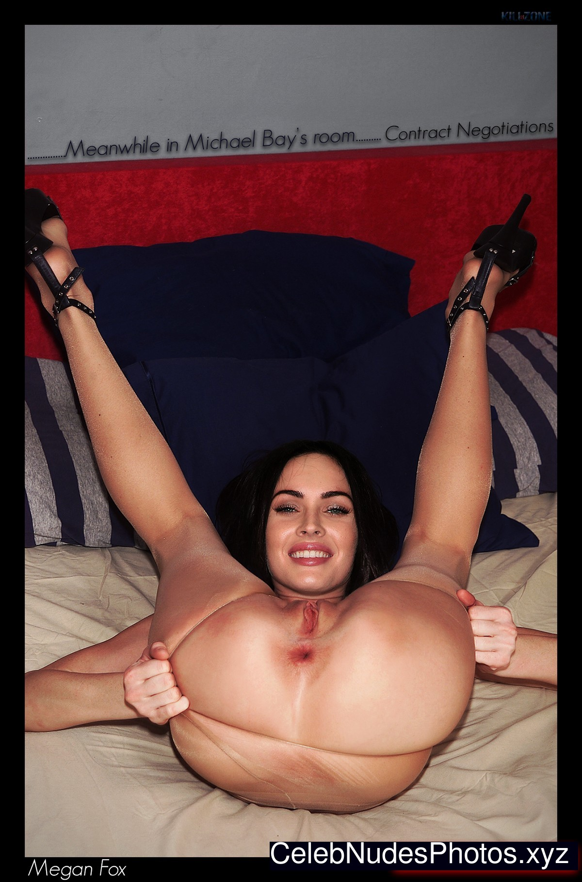 Megan fox fake naked