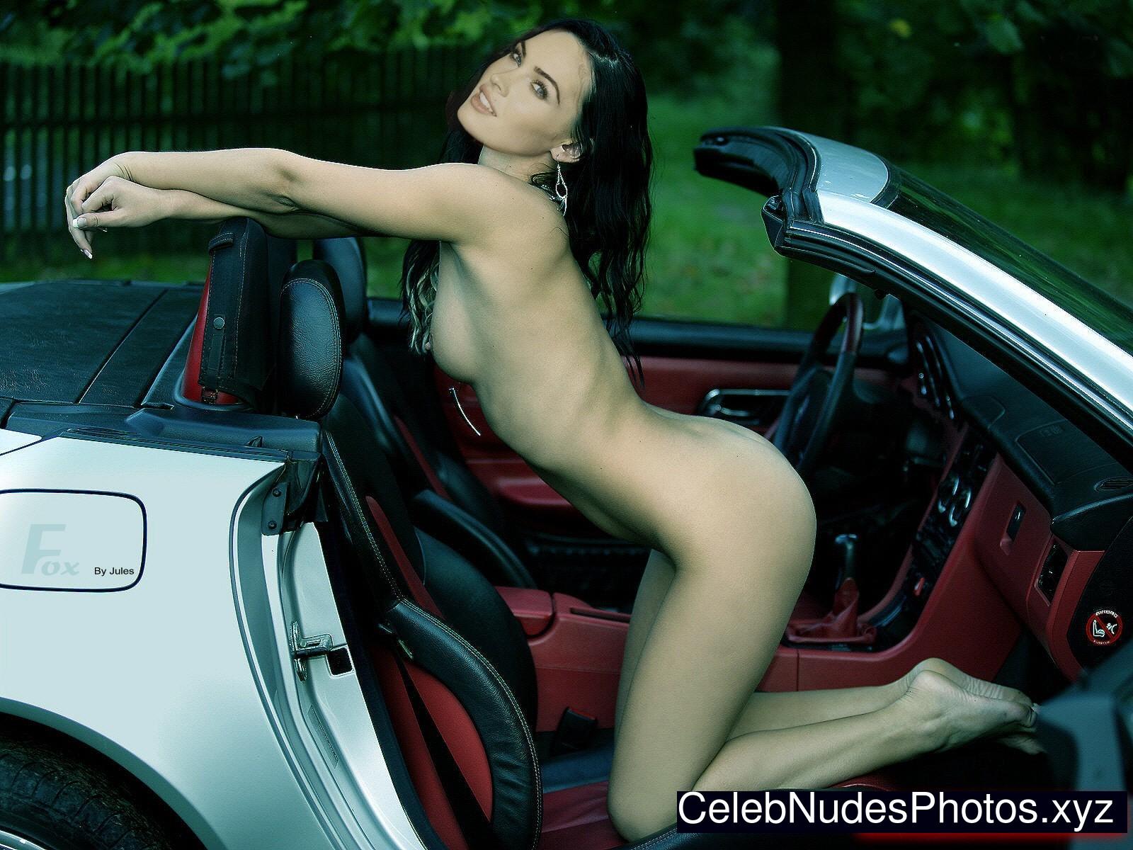 Megan Fox nude celeb pics