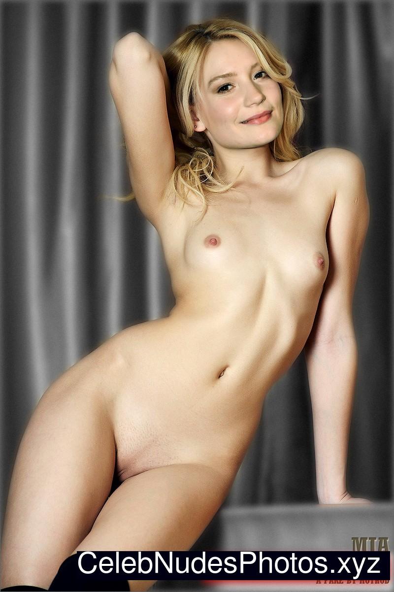 Mia wasikowska naked