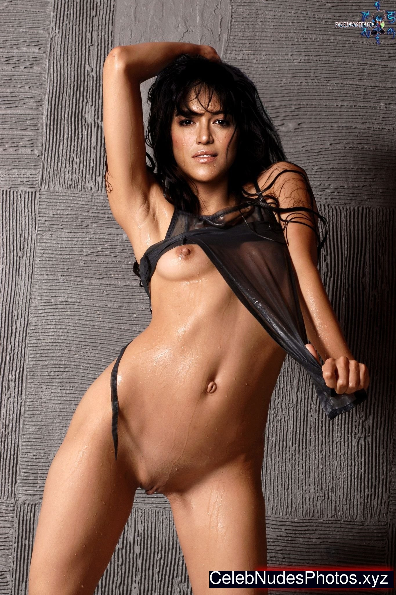 Strange Michelle rodriguez naked All above