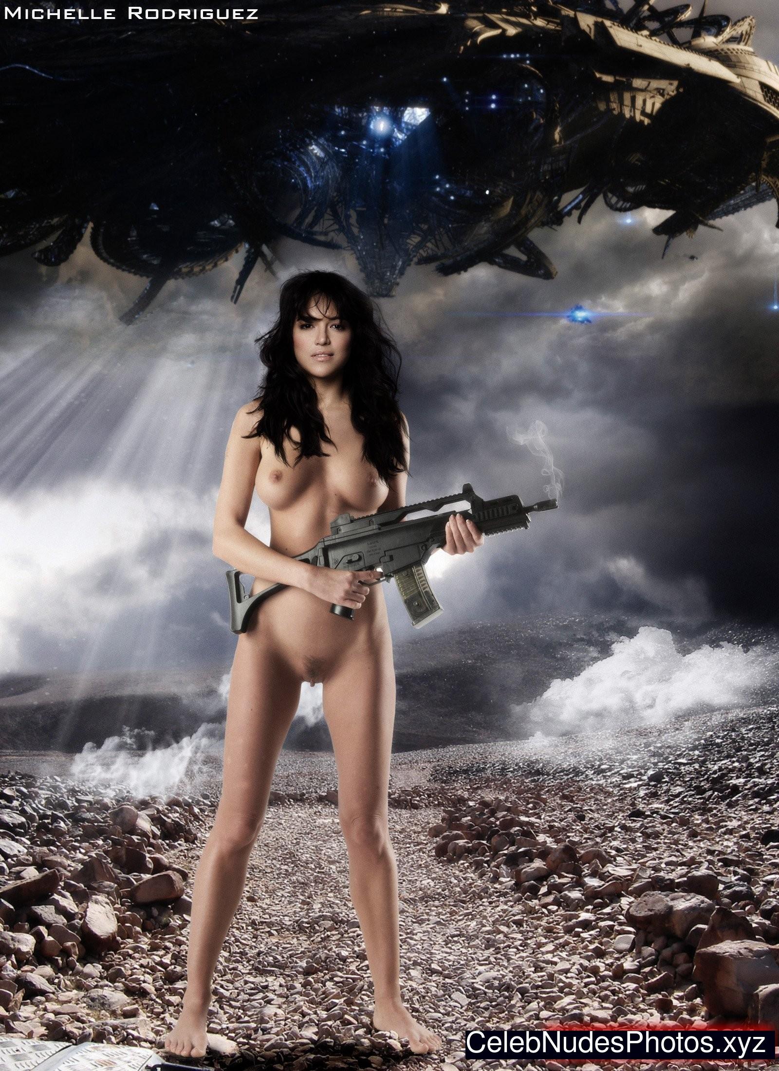 Michelle Rodriguez Free Nude Celeb sexy 30