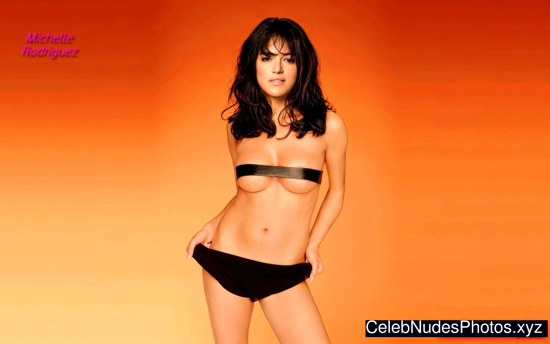 Are Michelle rodriguez porn star