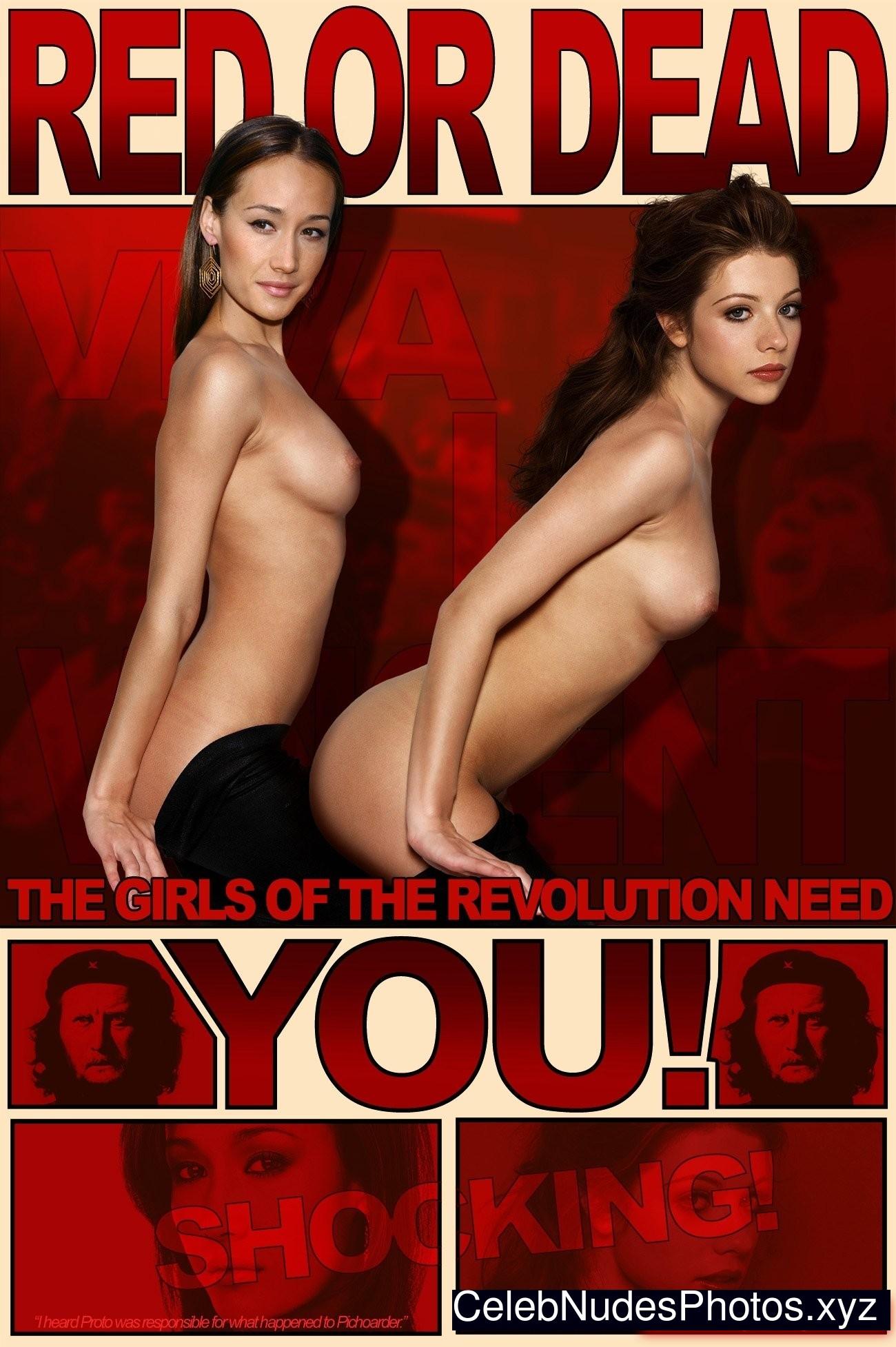 Michelle Trachtenberg Best Celebrity Nude sexy 12