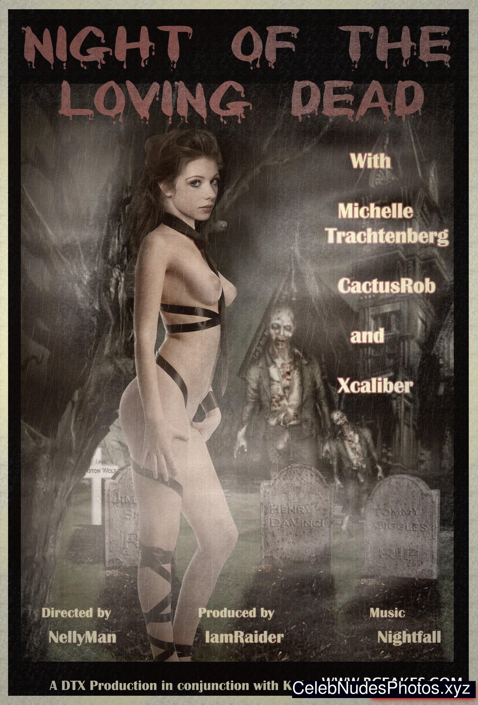 Michelle Trachtenberg Naked Celebrity sexy 13