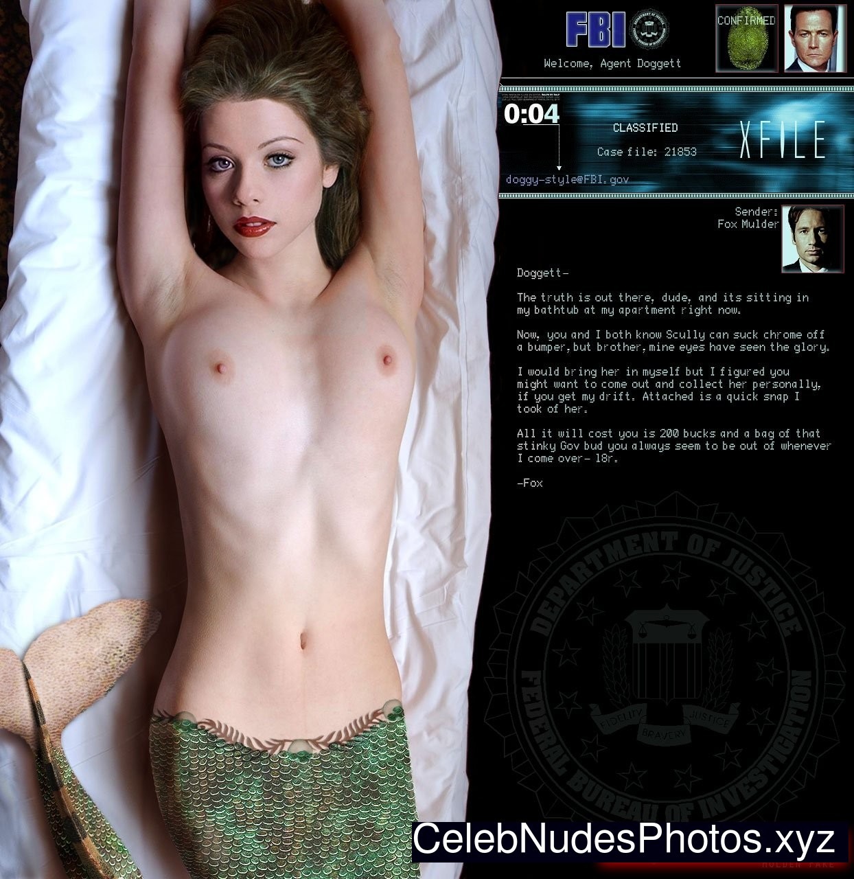 from Mauricio michelle trachtenberg nud sex
