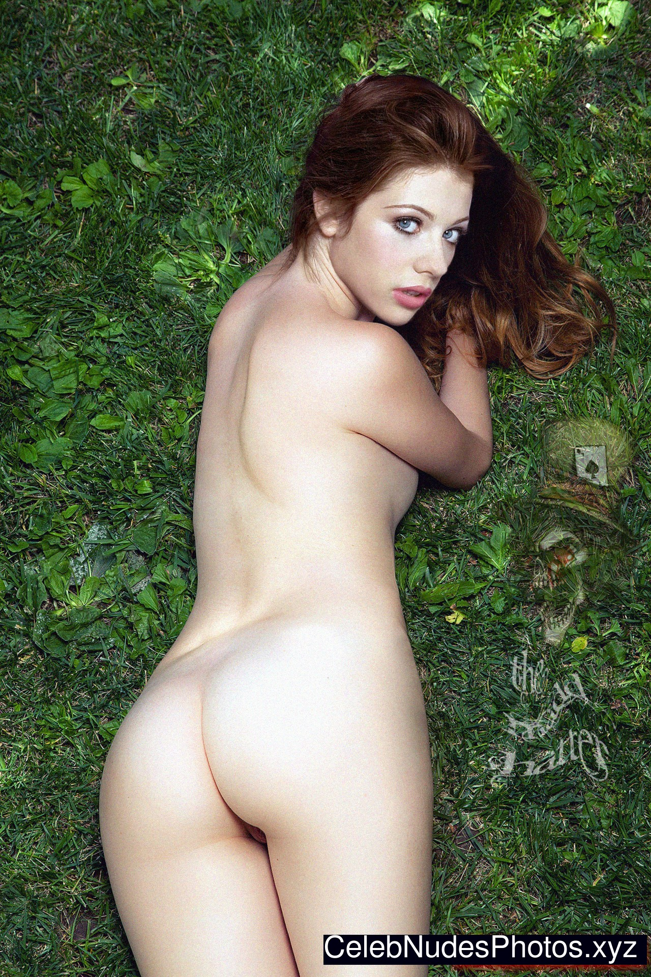 Michelle Trachtenberg Naked celebrity picture sexy 1