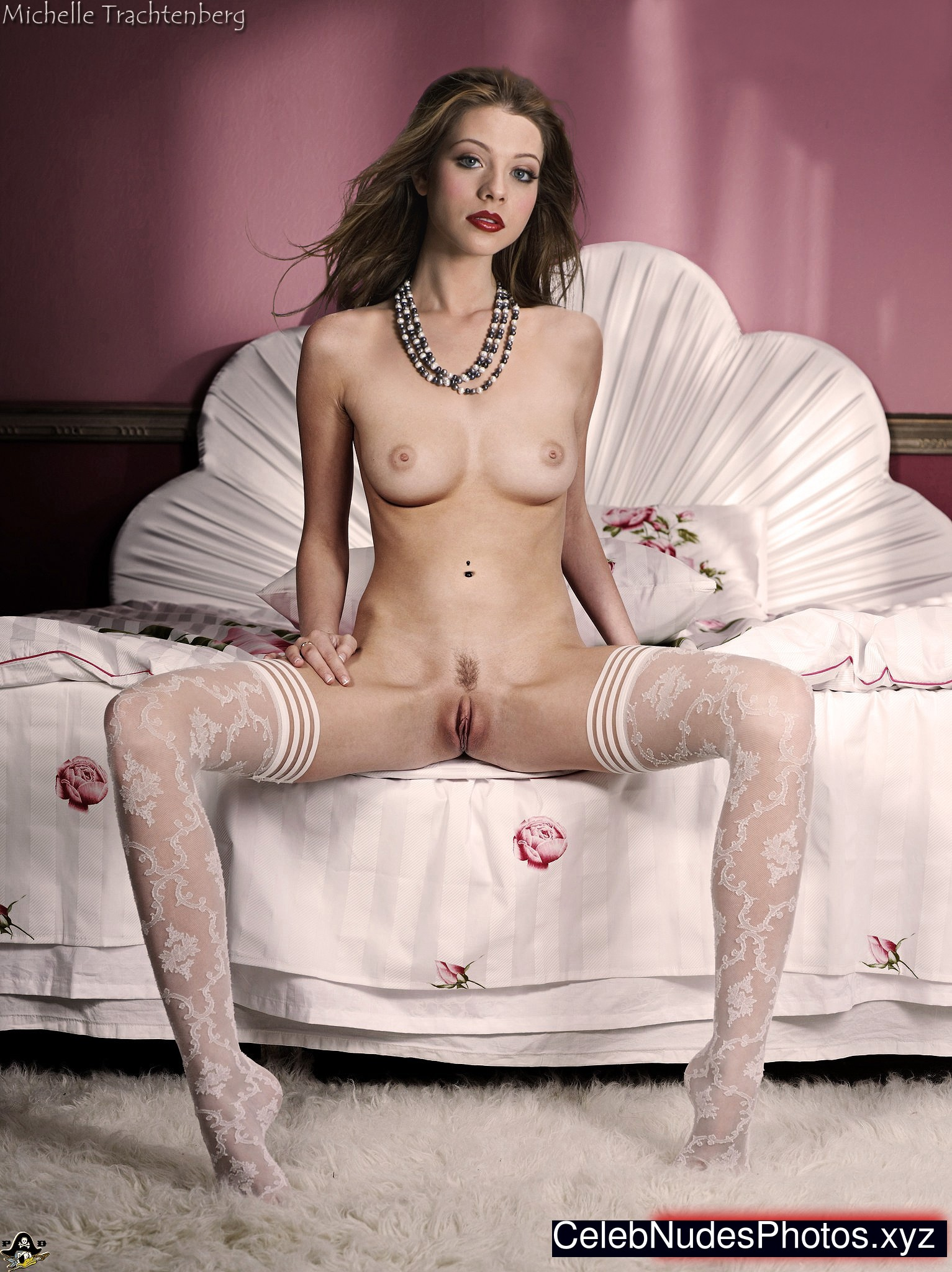 Michelle Trachtenberg Celebs Naked sexy 11