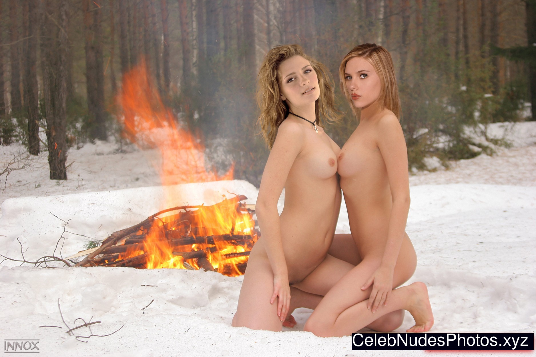 Mischa Barton nudes apologise