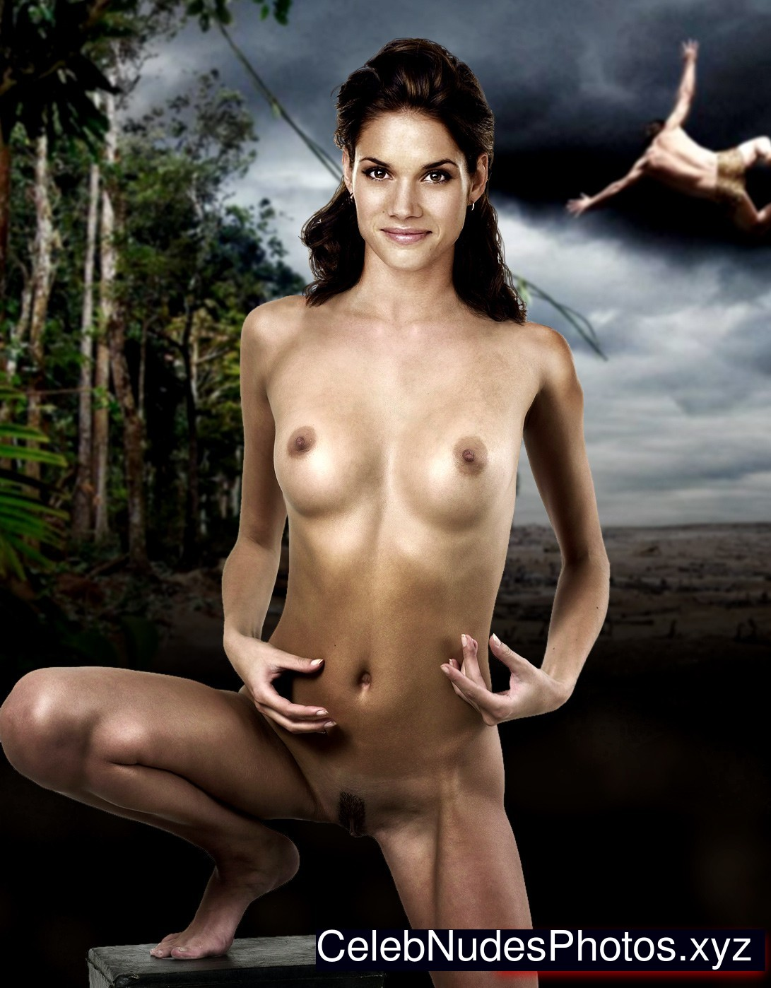 Final, sorry, missy peregrym nude final, sorry