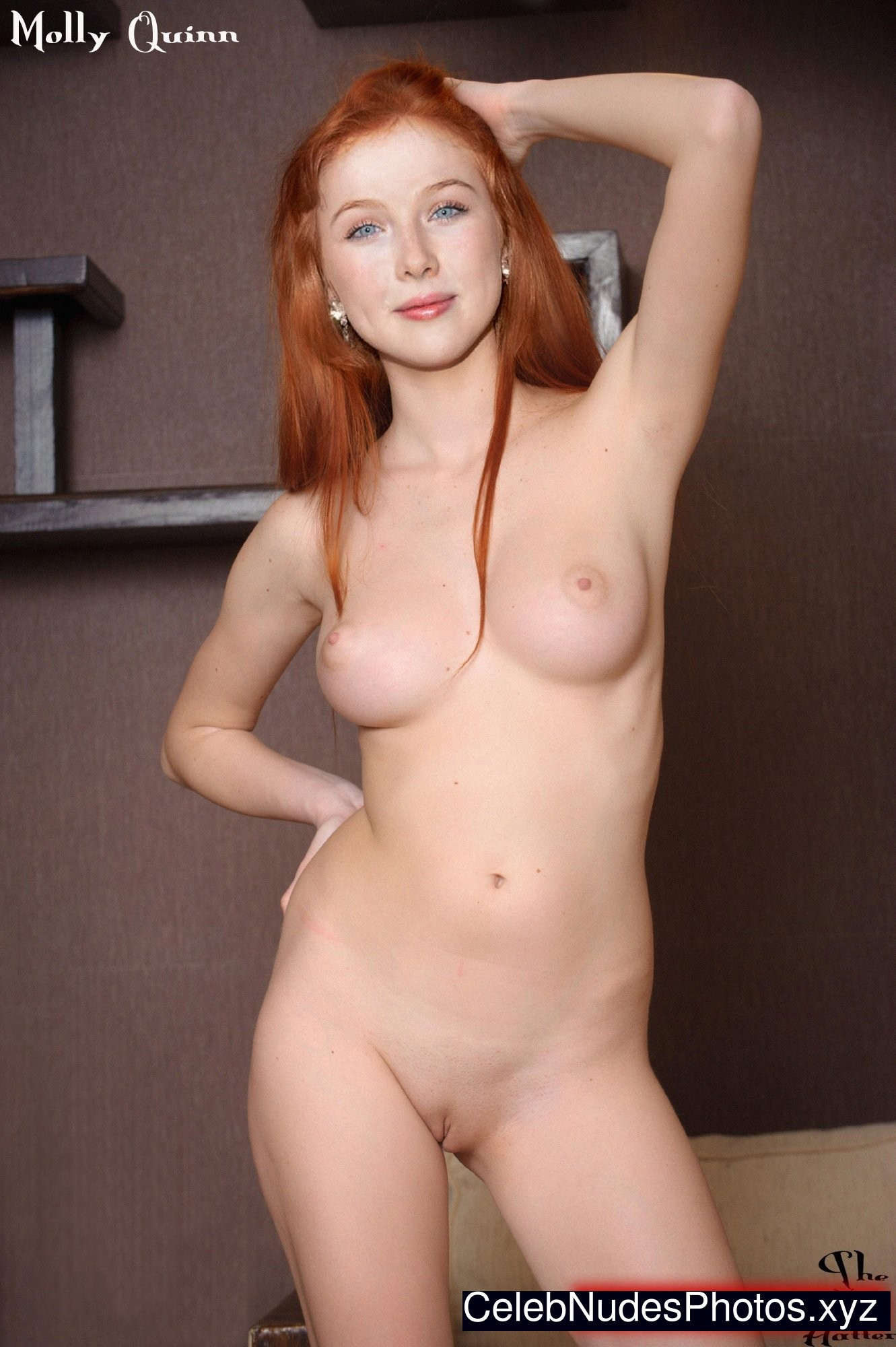 Molly quinn nude com opinion