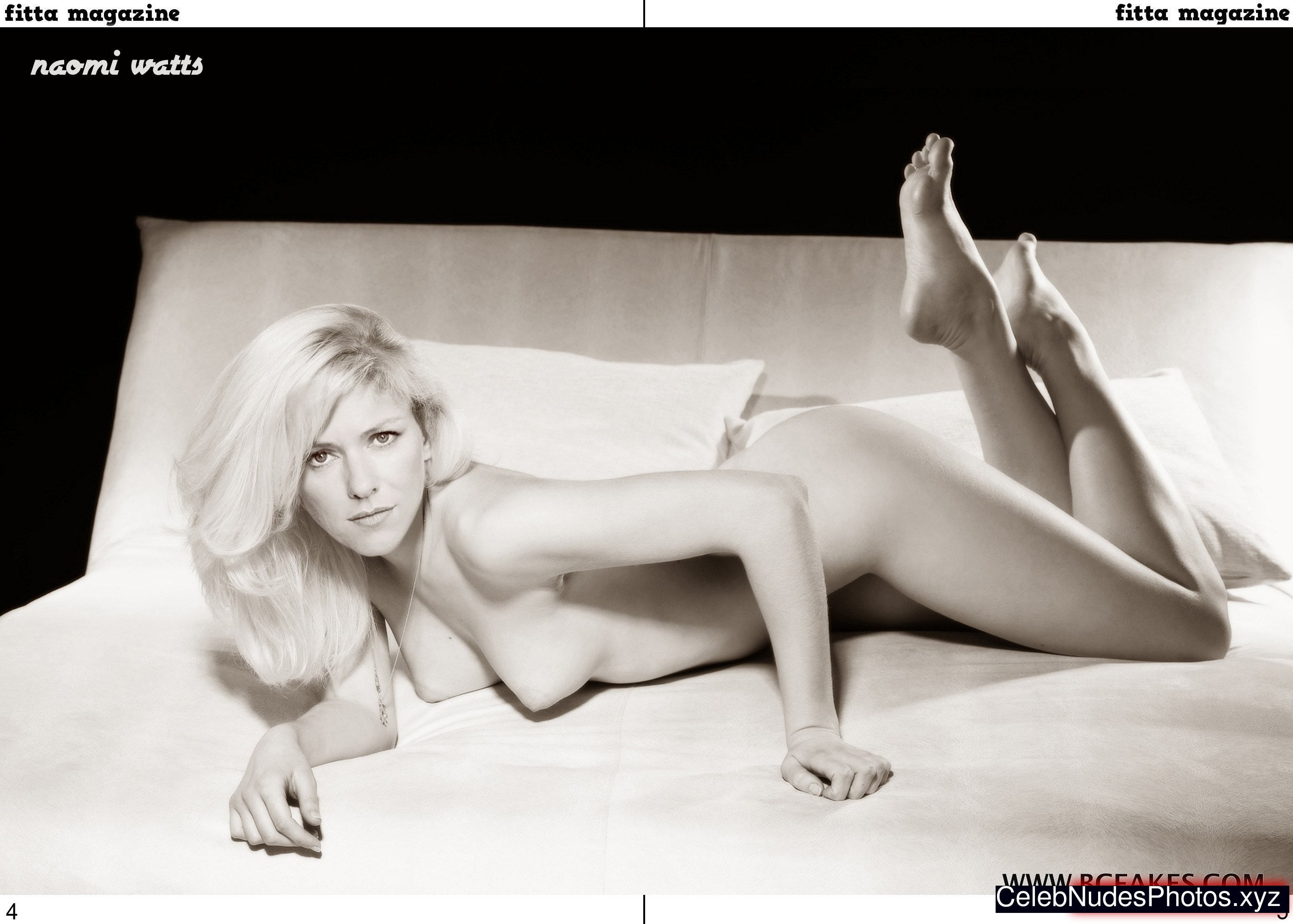 Naked girl on girlplayboy woman