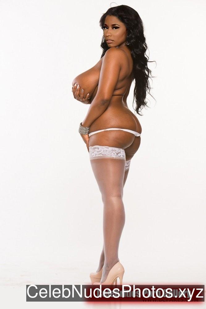 Nicki Minaj Celebrities Naked sexy 3