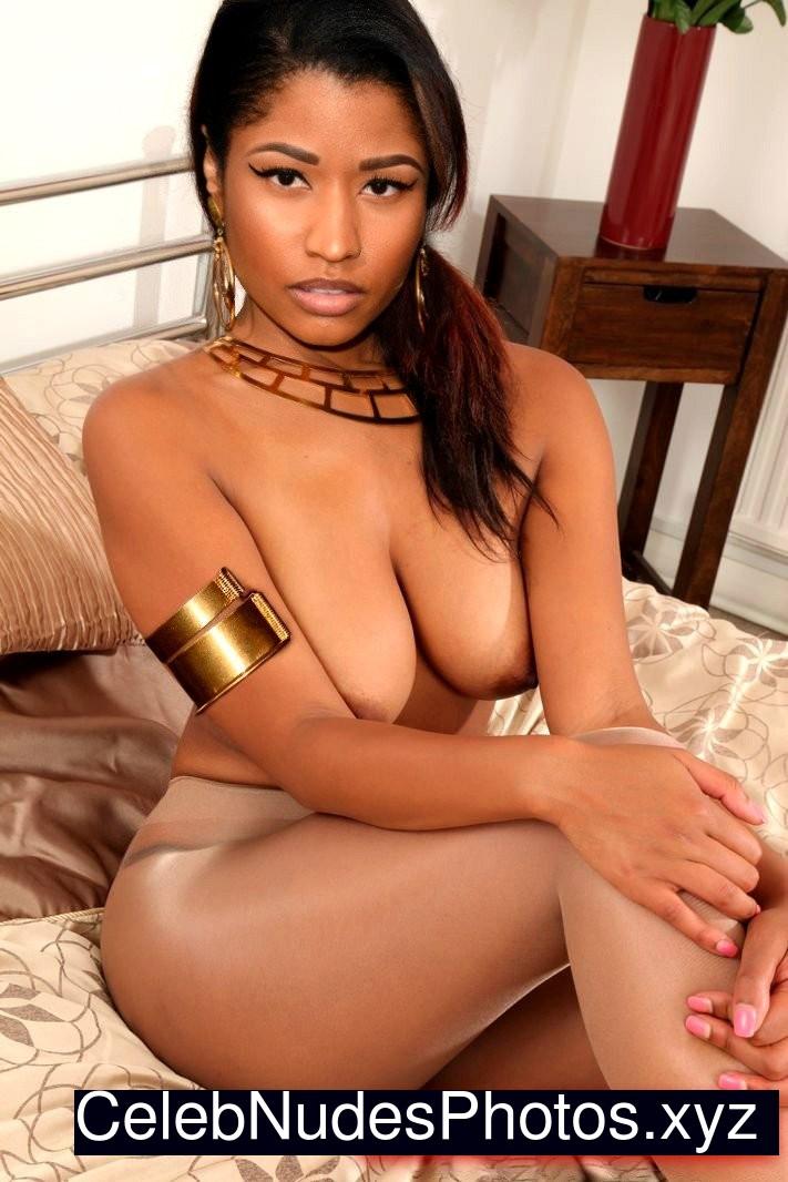Nicki Minaj Famous Nude sexy 1