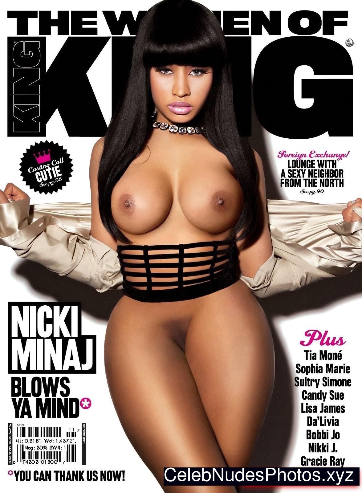 Nicki Minaj Celebrity Nude Pic sexy 11