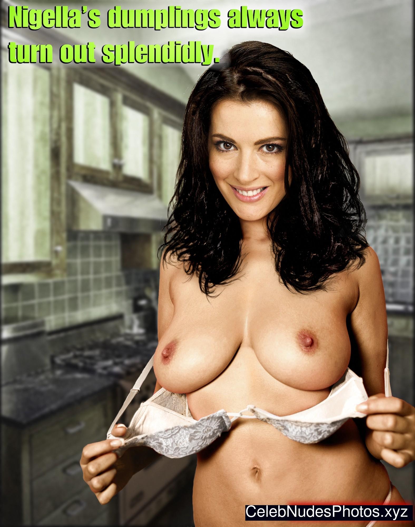 nigella lawson nude naked