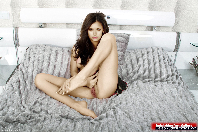 nina dobrev naked or porn