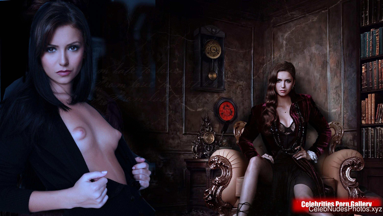 Nina Dobrev naked celebrity pics