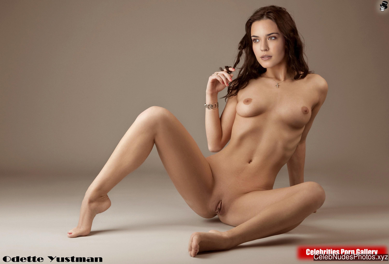 Annable naked Odette