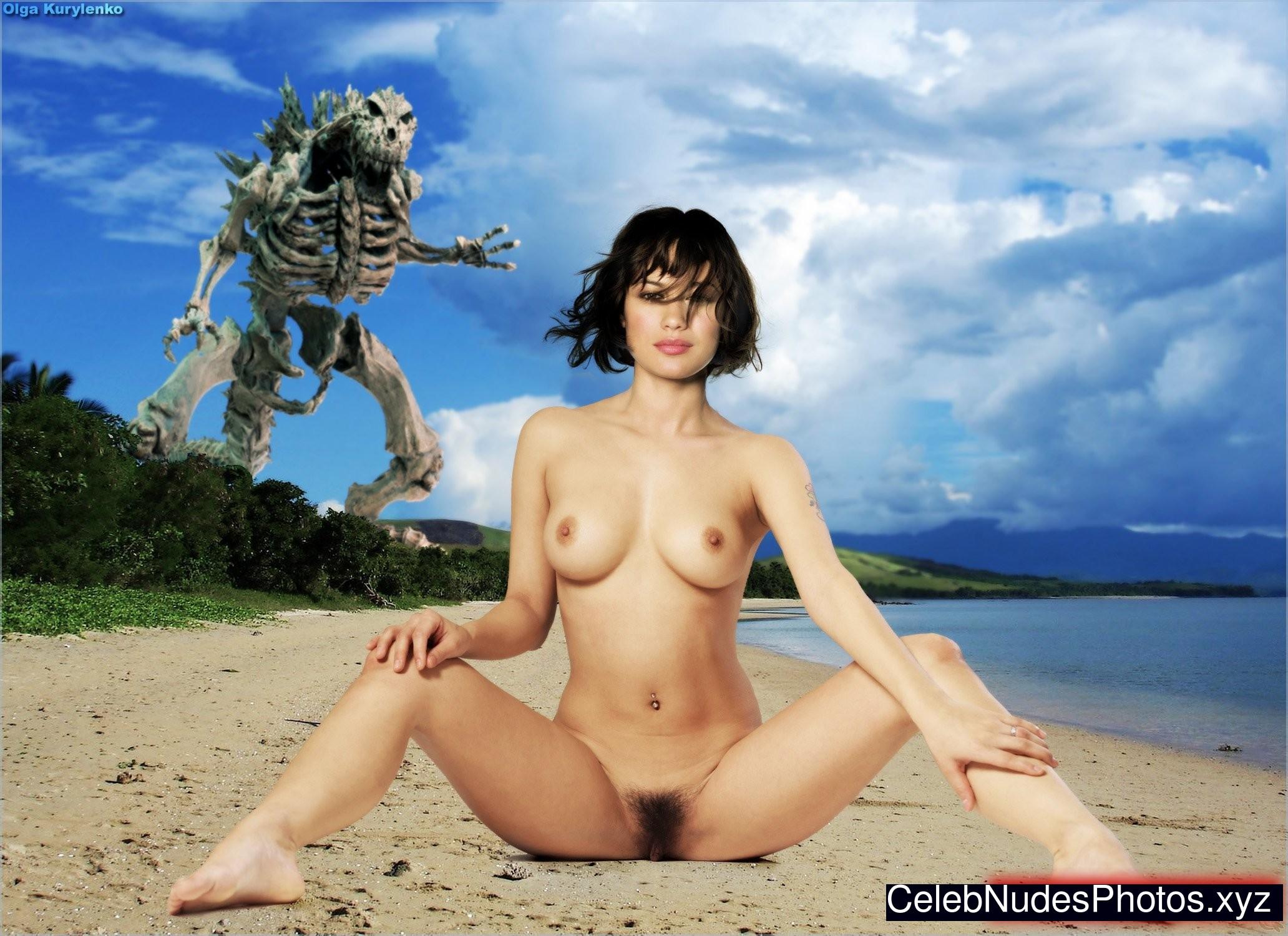 Olga kurylenko naked nude