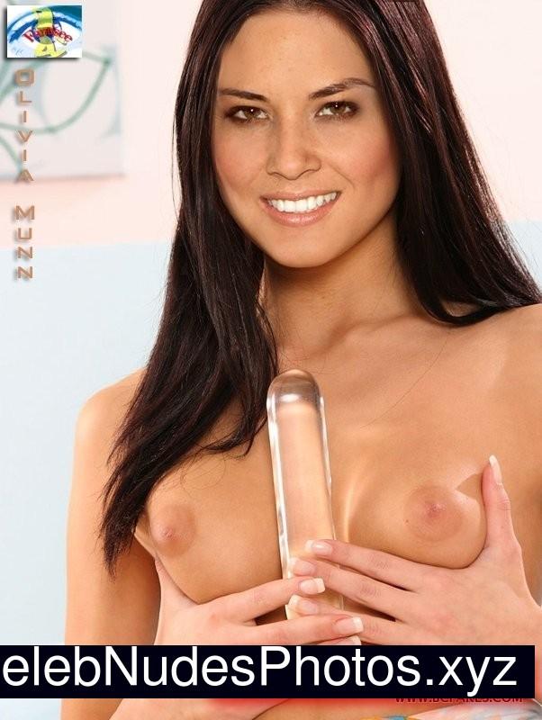 Olivia Munn Celeb Nude sexy 3